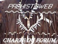 Charte du forum Prehistoweb