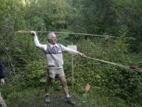 Le championnat européen de tir aux armes préhistoriques