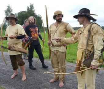 Europameisterschaften für prähistorische Jagdwaffen Bad Buchau, 14. und 15. September 2019
