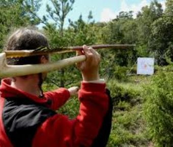 XXIX Campeonato Europeo de tiro con armas Prehistóricas  7 y 8 de septiembre de 2019 Monte Castillo