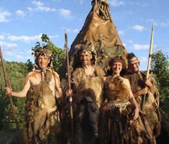 Le Paléosite de Saint-Césaire, sur les traces de Néandertal…