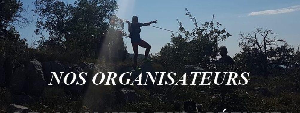 Le coin des organisateurs