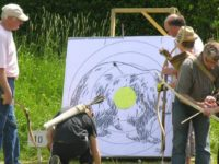 LE CETAP ( Championnat Européen de Tir aux Armes Préhistoriques)