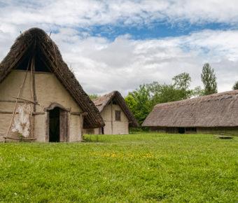 Fondation Village Lacustre de Gletterrens, Suisse