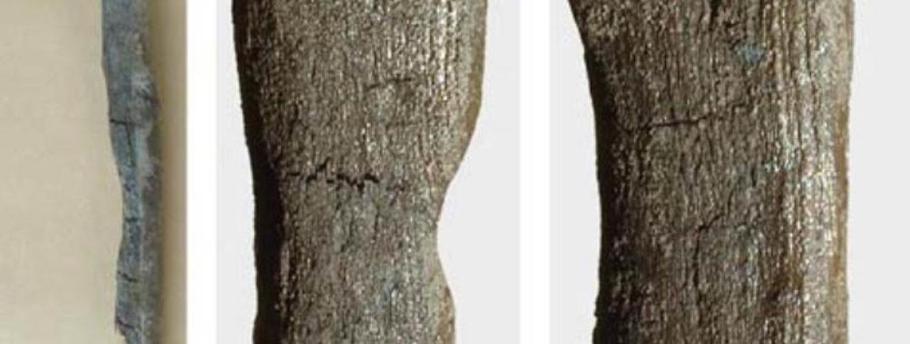 L'ARC DE MANNHEIM : le plus vieil arc du monde?