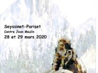 La manche de Seyssinet-Parizet en Isère 38 le 28 et 29 mars 2020. ANNULÉE
