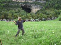 La manche du Mas d'Azil Ariège le 08 et 09 août 2020