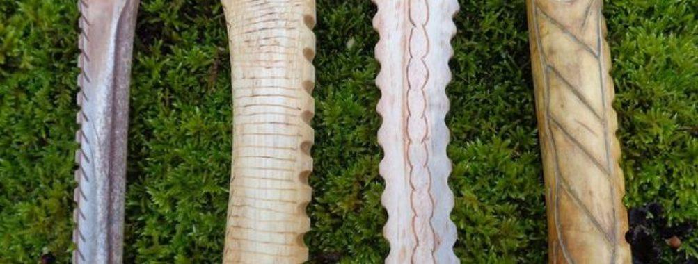 Les bâtons percés à la préhistoire