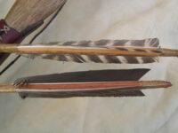 Fabrication d'arc traditionnel en France. Christophe Escudier