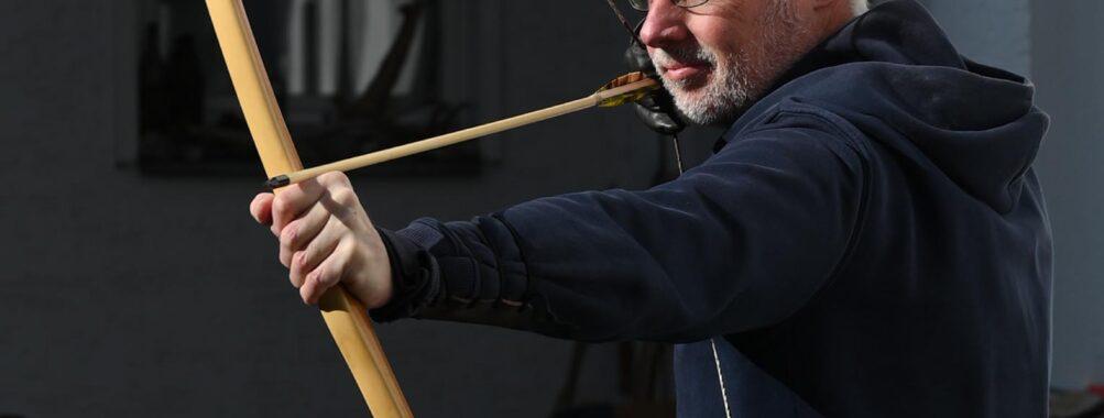 Arcs et flèches authentiques en Allemagne. Jürgen Junkmanns