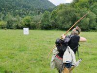 Résultat de la manche d'Arudy dans les Pyrénées Atlantiques.
