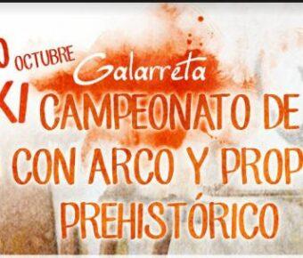 La manche d'Agurain au pays Basque, Espagne, le 09 et 10 octobre 2021.